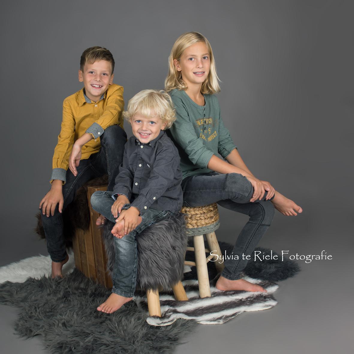 Wessel, Robbin en Dexter