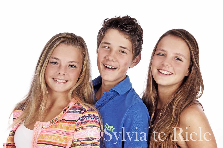 Suzan, Babette en Gijs-Jan
