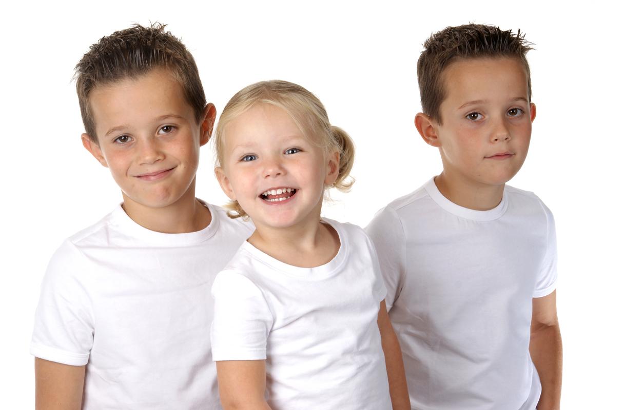 Kevin, Tristan en Tessa